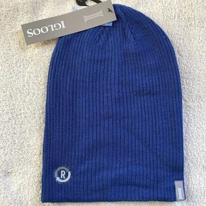 Igloos 4in1 hat, sapphire, NWT